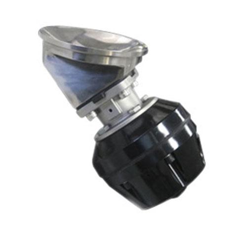 YNFD-2-气动罐底阀(塑料气缸)